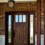 Elegant Front Door Decorating Ideas 21