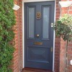 Elegant Front Door Decorating Ideas 23