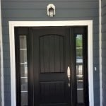 Elegant Front Door Decorating Ideas 24