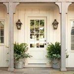 Elegant Front Door Decorating Ideas 27
