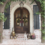 Elegant Front Door Decorating Ideas 28