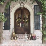 Elegant Front Door Decorating Ideas 28