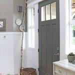 Elegant Front Door Decorating Ideas 30