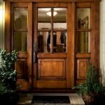 Elegant Front Door Decorating Ideas 31