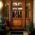 Elegant Front Door Decorating Ideas 31
