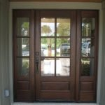 Elegant Front Door Decorating Ideas 33