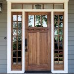 Elegant Front Door Decorating Ideas 34