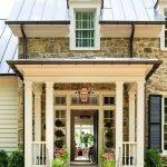 Elegant Front Door Decorating Ideas 35