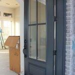 Elegant Front Door Decorating Ideas 36