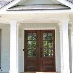 Elegant Front Door Decorating Ideas 38