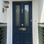 Elegant Front Door Decorating Ideas 40