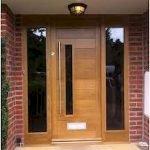 Elegant Front Door Decorating Ideas 41