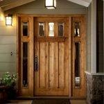 Elegant Front Door Decorating Ideas 42