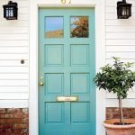 Elegant Front Door Decorating Ideas 47