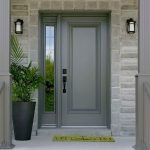 Elegant Front Door Decorating Ideas 50