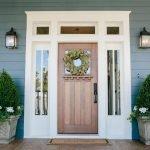 Elegant Front Door Decorating Ideas 51