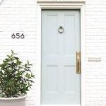 Elegant Front Door Decorating Ideas 52