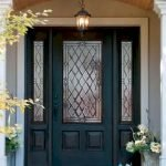 Elegant Front Door Decorating Ideas 58