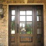 Elegant Front Door Decorating Ideas 60