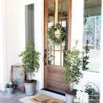 Elegant Front Door Decorating Ideas 62