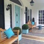 Elegant Front Door Decorating Ideas 65