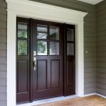 Elegant Front Door Decorating Ideas 66
