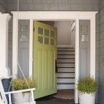 Elegant Front Door Decorating Ideas 67