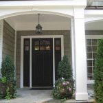 Elegant Front Door Decorating Ideas 77