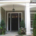 Elegant Front Door Decorating Ideas 77