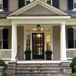Elegant Front Door Decorating Ideas 78