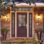Elegant Front Door Decorating Ideas 83