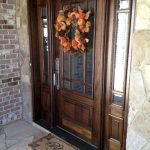Elegant Front Door Decorating Ideas 84