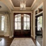 Elegant Front Door Decorating Ideas 85