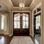 Elegant Front Door Decorating Ideas 85