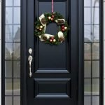 Elegant Front Door Decorating Ideas 90