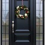 Elegant Front Door Decorating Ideas 90