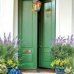 Elegant Front Door Decorating Ideas 94