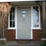 Elegant Front Door Decorating Ideas 97