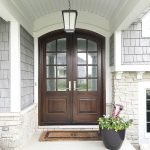 Elegant Front Door Decorating Ideas 98