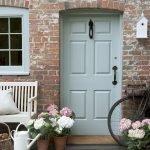 Elegant Front Door Decorating Ideas 104