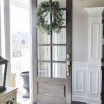 Elegant Front Door Decorating Ideas 106