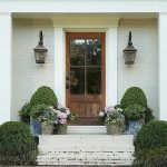 Elegant Front Door Decorating Ideas 107