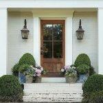 Elegant Front Door Decorating Ideas 107