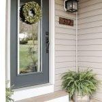 Elegant Front Door Decorating Ideas 108
