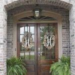Elegant Front Door Decorating Ideas 112