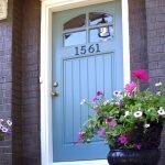 Elegant Front Door Decorating Ideas 124
