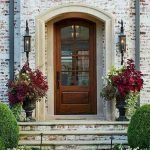 Elegant Front Door Decorating Ideas 128