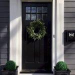 Elegant Front Door Decorating Ideas 130