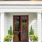 Elegant Front Door Decorating Ideas 131