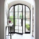 Elegant Front Door Decorating Ideas 132